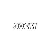 30CM ( wasao3000 )