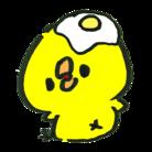ささくれちゃん ( Hizaga-naruyo )