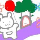 くまちゃんのおさんぽ ( shionoari )