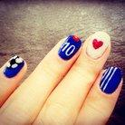 favorite nail  ( kukizeronail )