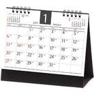 カレンダーが机上にあるということ ( 89calendar )