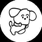 旅する犬 ( travelingdog )