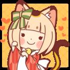 招きネコ娘 ( Manekineko-Girl )
