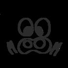 ぶーちゃん ( mono_kuro )