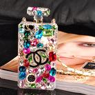 【新品】iphone6/6plusケース シャネルCHANEL アイフォン6ケース 4.7インチ アイフォン6plusカバー 5.5インチ チェーン/ビジュー付き 綺麗 女性らしい ( bvfghbfdgh )