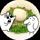 柔らか青豆の温サラダbot ( aniel07s24fon )