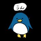 毎日頑張っているペンギン ( dIVF44JrmcqkNZV )