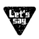 竹下龍 ( lets_say )