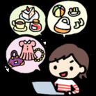 まるやま まるみ@LINEスタンプ販売中 ( Marumi_stamps )