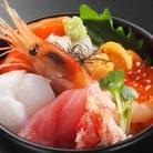 海鮮丼 ( osakana )