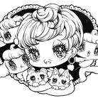 せきやゆりえ落書きショップ ( yuriesekiya )
