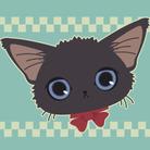 黒猫が好きすぎる人 ( bunko )