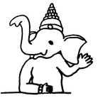 Happy Elephant ( happy-elephant )