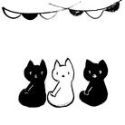 アトリエすわった猫ちゃん ( ateliergyuusya )