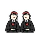 顔面鋭角 ( ugly_nanpanman )