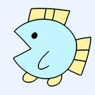ニョペ茄子(魚の4コマ) ( nyopenasu )