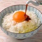たまごかけごはん(っ'-')╮ =͟͟͞͞🥚🍚 ( eggegg_ricerice )
