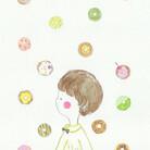ドーナツの降る日 ( do-natsunofuruhi )