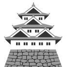 お城グッズ ( rokudanda )