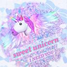 sweet unicorn ( sweet_unicorn )