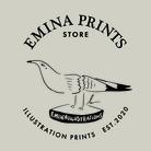 EMINA  PRINTS ( eminaillust )