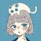 猫背 ( nekozenaosou )