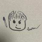 【書道家 書道アーティスト 天蓮】 はすのやすらぎ ( tenren_syo )