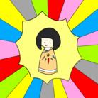 ひかりこけし ( hikarikokeshi )