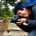 自然と人をつなぐ写真家 渡邉智之@SUKIマルシェ&いきもの屋の世界展 ( wtnbtmyk47 )