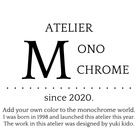 "ATELIER ""MONOCHROME"" ( yukikido )"
