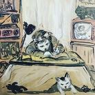 チェリー木下の作品倉庫 ( cats99 )