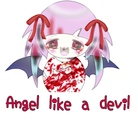 👼angel like a devil👿天悪ちゃん