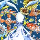 アンゴラ浜崎 ( usatos_garden )