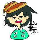 ▽転(うた)ちゃん ( L_orca )