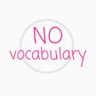 No vocabulary ( no_vocabulary )