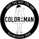 COLOR of the MAN ( COLORoftheMAN )