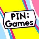 PIN:GAMES 公式suzuri ( pingames_ )