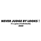NEVER JUDGE BY LOOKS! ( _990711__ )