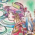 乙女椿 ( pichumaru34 )