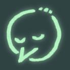 COSNIUM ( sleeping_green )
