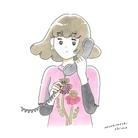 もしもししも ( moshimoshishimo_illust )