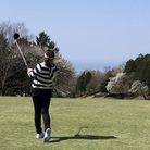 書道×ゴルフ riyo_golfsyodogallery ( riyo_golfsyodogallery )