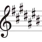 音楽レッスン・音楽モチーフ・音楽教室 ( musicteacher )