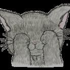 猫のみみに真珠 ( 2533 )