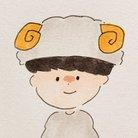 白い羊 ( zingisukan_to )