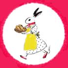 ButiCafe  永富月来子 ( flemyrabbit )