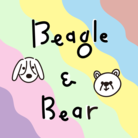 Beagle & Bear  -Miki Saito- ( illustrator_mkst )