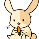 塩対応なウサギ ( yuta888 )