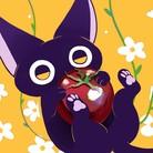 和柄屋 黒猫 ( matono )