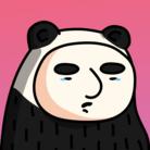 サッドパンダ ( sadpanda )